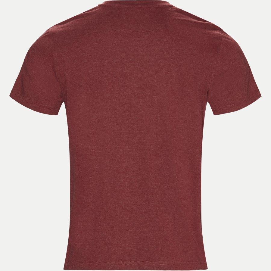 COOPER LOGO - Cooper Logo T-shirt - T-shirts - Regular - RØD MELLERET - 2